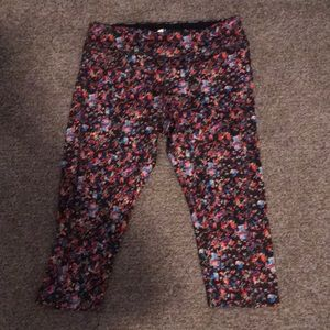 Lula Roe Athletic Leggings - Large